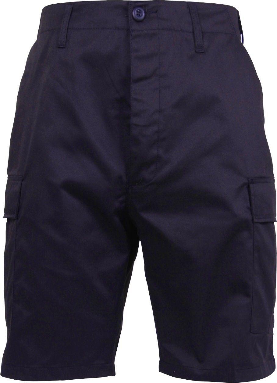 mens midnight blue military bdu cargo shorts shorts. Black Bedroom Furniture Sets. Home Design Ideas