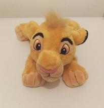 "Young Simba 9"" Plush Walt Disney World The Lion King Soft Toy - $12.96"