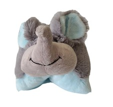 "Pillow Pets Elephant Pee Wees ""Nutty"" Cute Plush Stuffed Animal 11 Inch - $15.14"