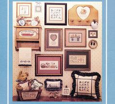 Cross Stitch Homespun Hearts & Other Treasures - $5.50