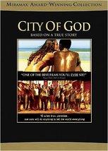 City of God DVD