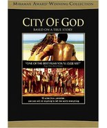 City of God DVD - $2.21