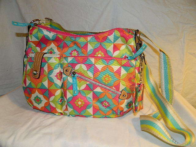 b951697386f2 Nwot Lily Bloom Hobo Satchel Tote Purse and 50 similar items