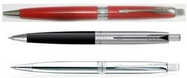 Parker Premium ASTER Chrome Trim Ball Point Pen Choose from 3 Variants - $16.80+