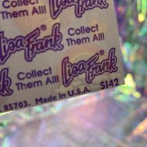 EXCELLENT Condition Vintage 90s Lisa Frank Roses Rainbows Hearts S142 MINT image 6