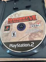 Sony PS2 Romance Of The Three Kingdoms VII image 3