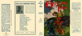 Edgar Rice Burroughs Tarzan And The Golden Lion Faksimile Mcclurg umschlag 1