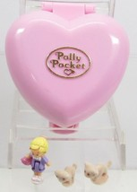 1993 Polly Pocket Vintage Lot Kozy Kitties Bluebird Toys - $40.00