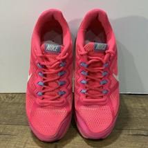 NIKE Women's Neon Pink Dual Fusion Run 3 Shoes Size 8 Running 653594-600 - $24.00