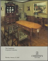 Christies Auction Catalog The Congoleum Corporate Collection January 27,... - $9.89