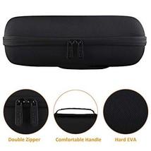 BOVKE Hard EVA Travel Case for JBL Charge 4 Waterproof Speaker, (Black_EVA) - $26.46 CAD