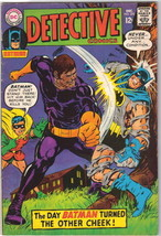 Detective Comics Comic Book #370, DC 1967 FINE+ - $37.65