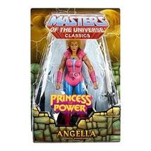 "Masters of the Universe Classics Club Eternia Angella 6"" Action Figure - $31.14"