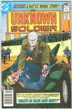 The Unknown Soldier Comic Book #235 DC Comics 1980 FINE - $5.94