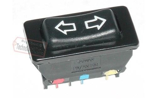 Primary image for Rocker Switch for CRL Power Sliders