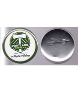 PORTLAND TIMBERS/ ALASKA AIRLINES Logo Pin, Brand New - $5.95