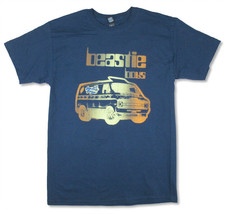 Beastie Boys-Retro Van-Navy Blue T-shirt - $23.99