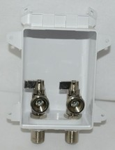 Sioux Chief  Washing Machine Universal Outlet Box 1/2 Inch Connection image 2