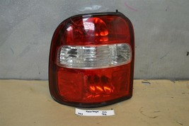 1998-2002 KIA Sportage Left Driver OEM tail light Lamp 16 1A1 - $39.59