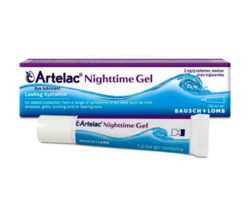 Artelac Nighttime Gel 10g Eye Lubricant for Lasting Hydration - $21.90