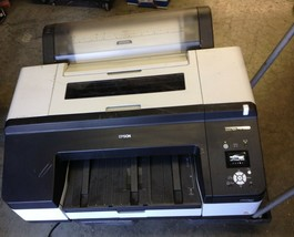 Epson K181A Stylus Pro 4900 Printer For Parts & Repair - $400.00