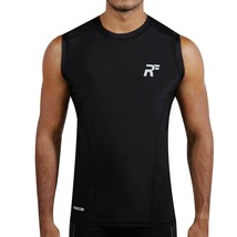 RunFlyte Men's Tech Flyte Compression Tank Top Athletic Fitness Running ... - $18.95