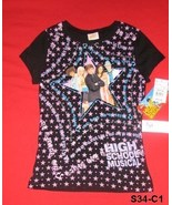 Disney High School Musical 2 Sz Medium Tee Shir... - $14.99