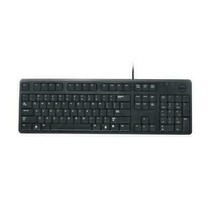 Dell Genuine Wired Keyboard USB - Used Good Condition - Model (KB212-B) - $15.79