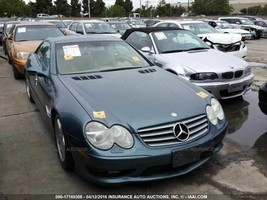 Driver Left Side View Mirror 230 Type Power SL55 Fits 03 Mercedes S-CLASS 76641 - $490.04