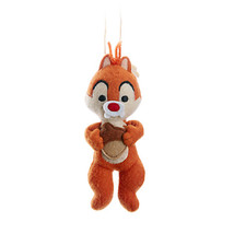 Disney Parks Dale Storybook Plush Holiday Ornament New with Tags - $12.93