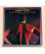 B.B. KING Anthology of the Blues 1949-1950 KENT 1968 LP - $11.99