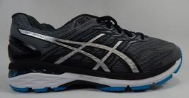 Asics GT 2000 v 5 Running Shoes Men's Size US 9 M (D) EU 42.5 Black Gray T707N