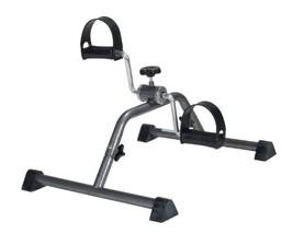Pedal Exerciser Under Desk Elliptical Bike Pedometer Leg Weight Loss Wal... - $23.80