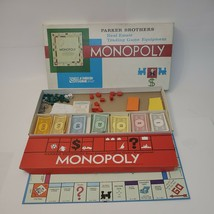 Vintage 1961 Monopoly Board Game Parker Brothers - $17.76