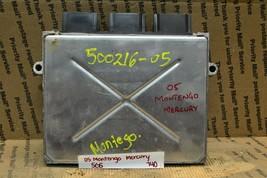 2005 Mercury Montego Engine Control Unit ECU 5G1A12A650AFE Module 740-5g5 - $51.99