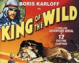 KING OF THE WILD, 12 CHAPTER SERIAL, 1931 - $19.99