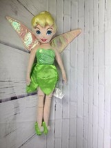 Disney Store Fairies Tinkerbell Fairy Princess Stuffed Plush Large Big 2... - $59.39