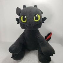 Build A Bear How To Train Your Dragon TOOTHLESS DRAGON Plush Stuffed Ani... - $14.50