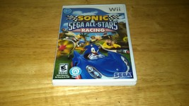 Sonic & Sega All-Stars Racing (Nintendo Wii, 2010) - $12.82