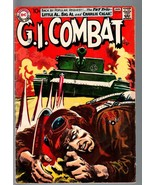 G.I COMBAT #85-REALLY COOL GREYTONE COVER-DC WAR SILVER AGE VG - $74.50