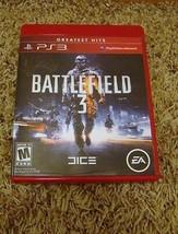 Sony Playstation 3 - Battlefield 3 Game, 2011 - $8.46