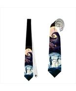 Necktie jack skellington a nightmare before christmass wedding prom  tie  - $22.00