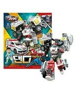 Hello Carbot DANDY AMBULANCE X Rescue Transformer Robot Car Penta Storm X - $74.55