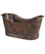 "Copper Bathtub ""Houston"" - $2,900.00"