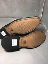 Size Preto Oxford Couro Masculino 12 Tamanho Collier Bostonian sapatos H04FXwx