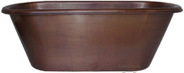 "Copper Bathtub ""Florida"" - $2,900.00"