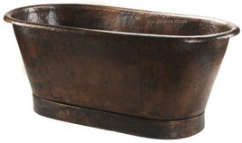 "Copper Bathtub ""Nevada"" - $2,900.00"
