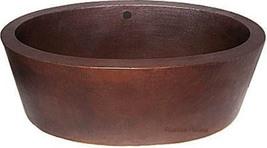 Oval Copper Bathtub - $6,200.00
