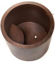 Round Copper Bathtub - $6,200.00