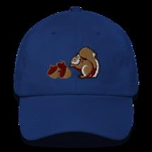 CHIPMUNK HAT / WILDLIFE HAT / ANIMALS HAT / COTTON CAP image 2